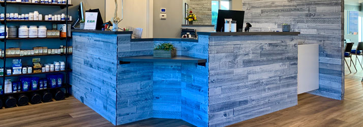 Chiropractic Fairlawn OH Reception